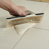 Grout Cleaning and Repairs